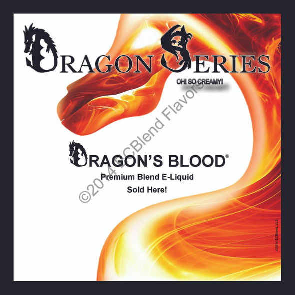 Dragons Series Sold Here Window Decal