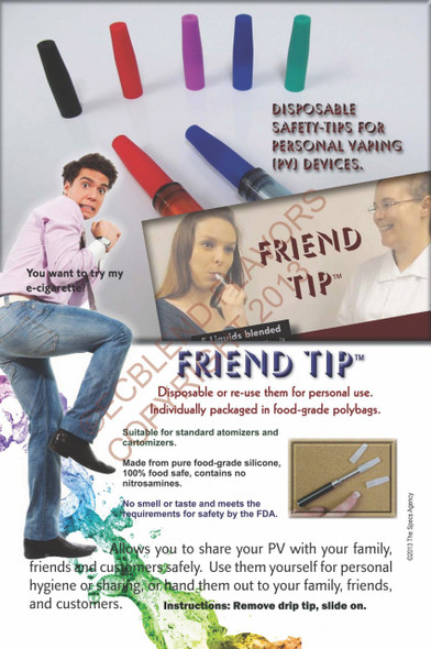 Friend Tip Poster No Name