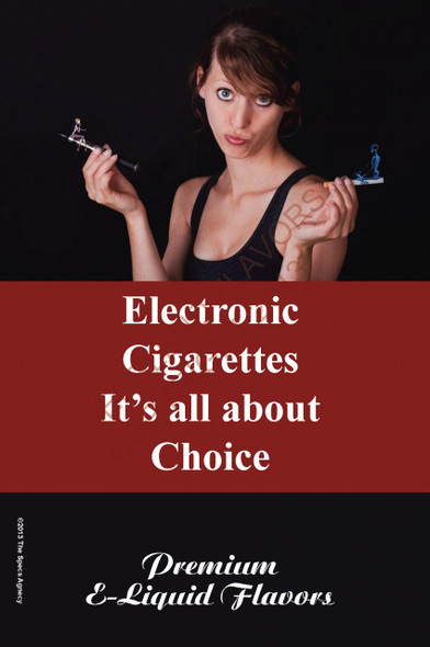 Its All About Choice Poster