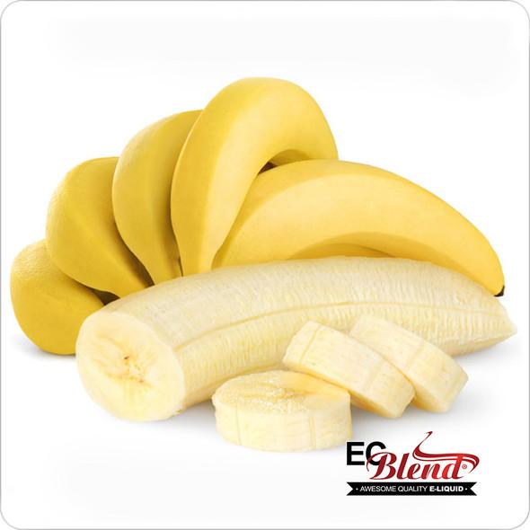 All Natural 100% VG Banana