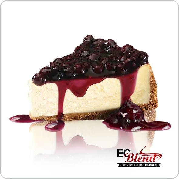 All Natural Blueberry Cheesecake
