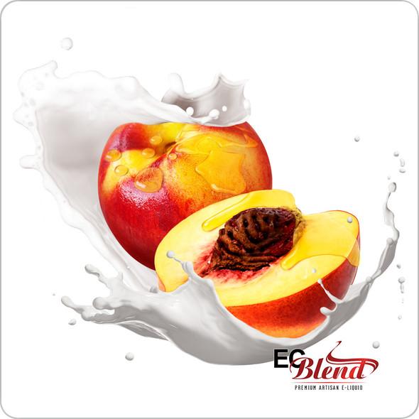 Dragon's  Nectar: Nectarine with Subtle Floral Honeysuckle - Premium Artisan E-Liquid | ECBlend Flavors