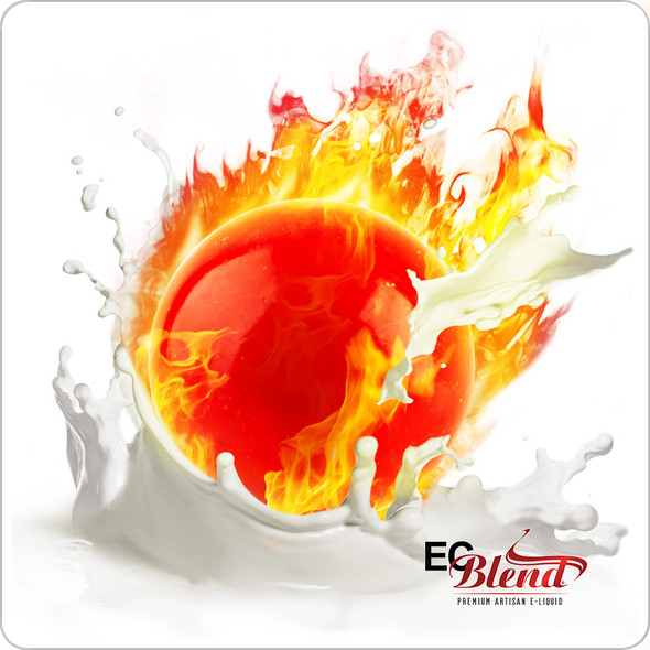 Dragon's Roar: Cinnamon Fireball Candy - Premium Artisan E-Liquid | ECBlend Flavors