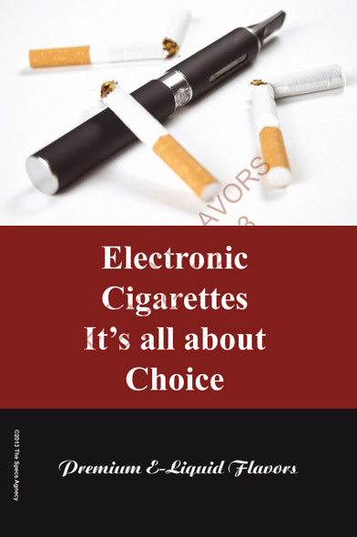 Poster - Its All About Choice - Type 4 - No Name Brand