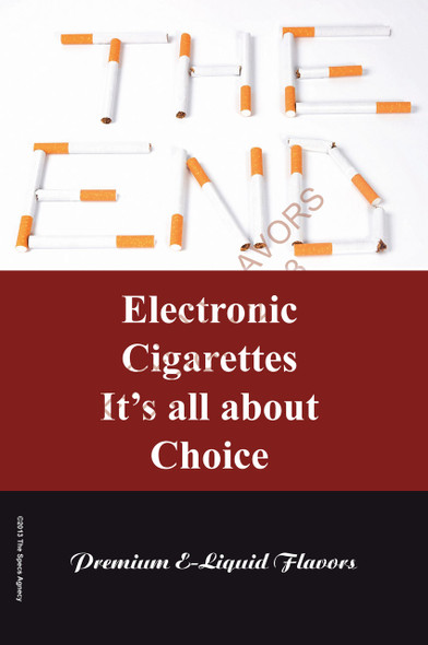 Poster - Its All About Choice - Type 6 - No Name Brand