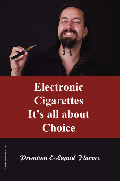 Poster - Its All About Choice - Type 10 - No Name Brand