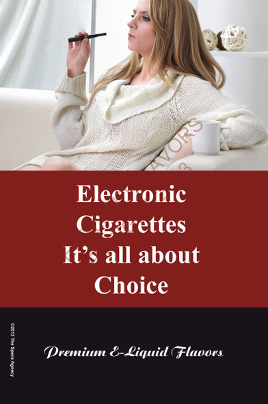 Poster - Its All About Choice - Type 11 - No Name Brand
