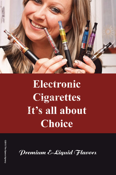 Poster - Its All About Choice - Type 13 - No Name Brand