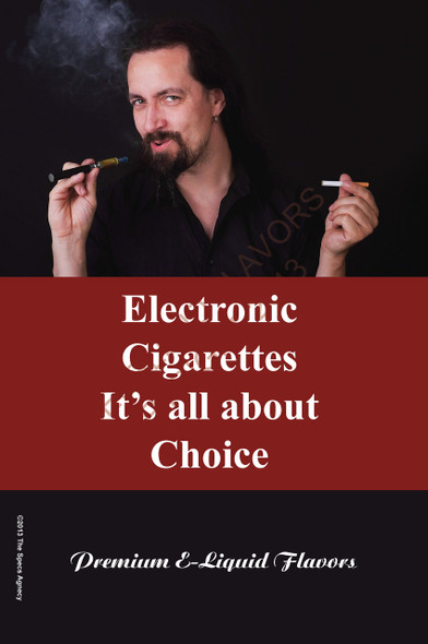 Poster - Its All About Choice - Type 21 - No Name Brand