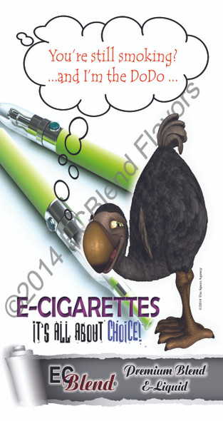 ECBlend Poster - Dodo Series v1