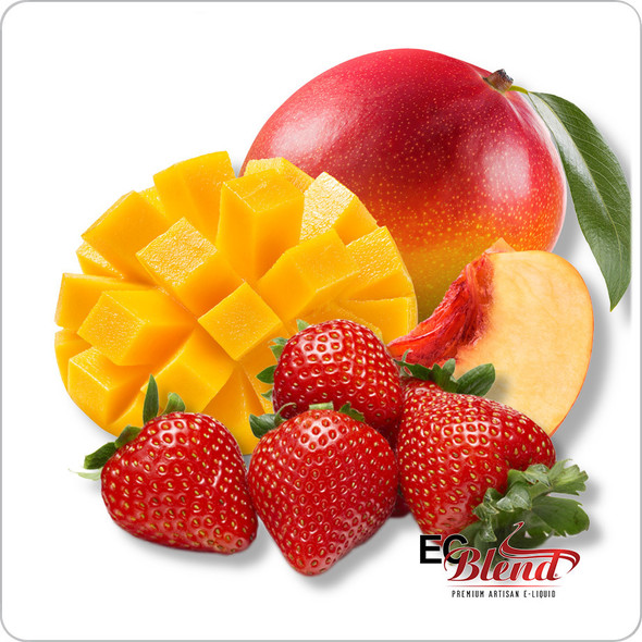Peach Mango Strawberry ELiquid
