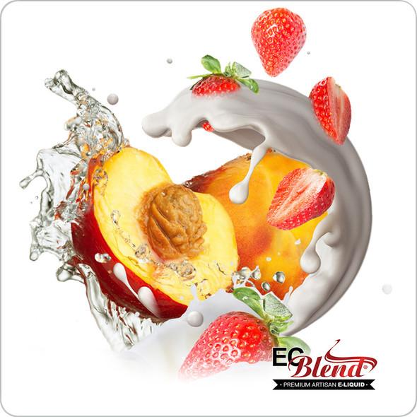 Peach Berry in Cream Vape Juice