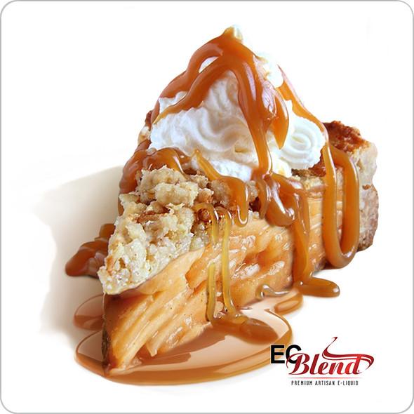 Dragon's Egg: Rich Buttered Rum Drizzled over Apple Pie - Premium Artisan E-Liquid | ECBlend Flavors