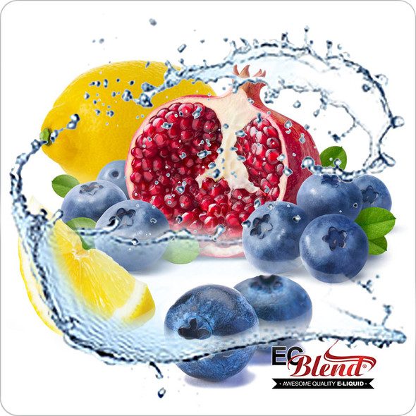 ECBlend Fruit Splash E-Liquid