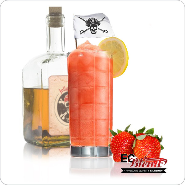 Strawberry Daiquiri E-Liquid at ECBlend Flavors