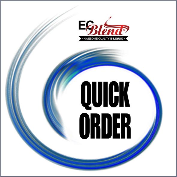 ELiquid by ECBlend Flavors