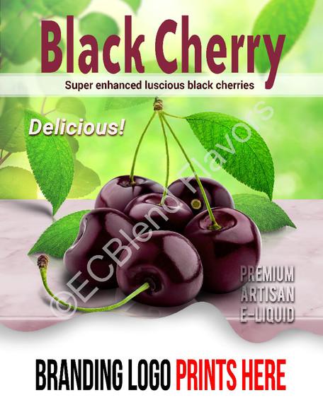 ECBlend Product Poster-BlackCherry