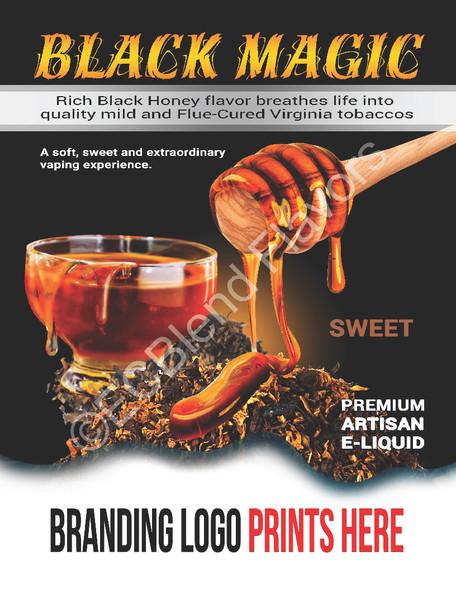 ECBlend Product Poster-BlackMagic