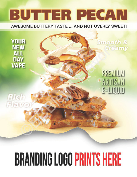 ECBlend Product Poster-ButterPecan