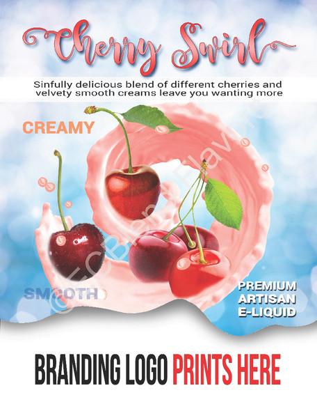 ECBlend Product Poster-CherrySwirl