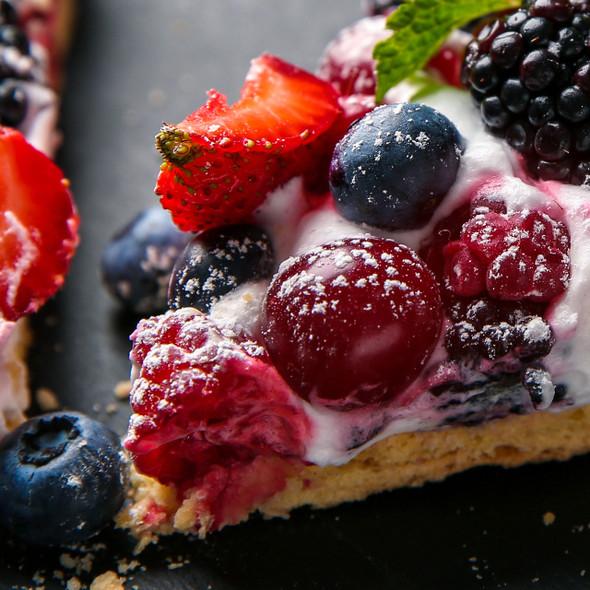 Berry Cream Pie Flavor Concentrate
