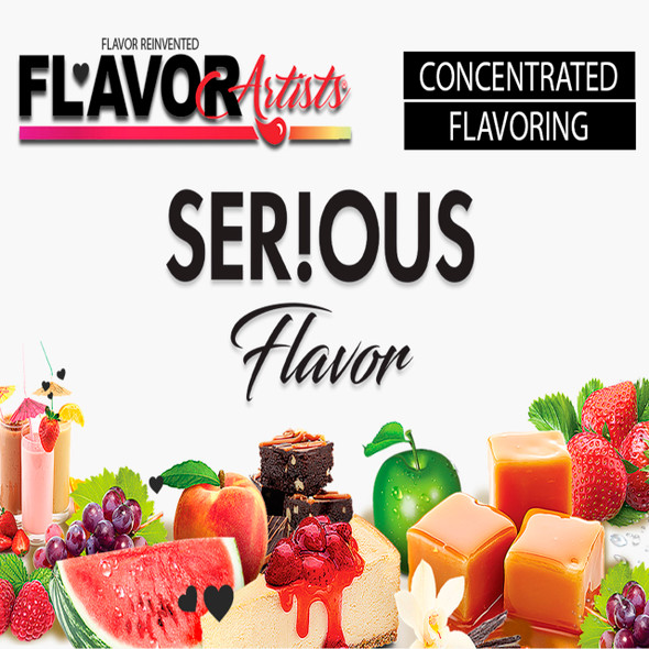 Creme Collection: Strawberries Flavor Concentrate