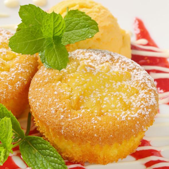 Lemon Cream Cupcake Flavor Concentrate