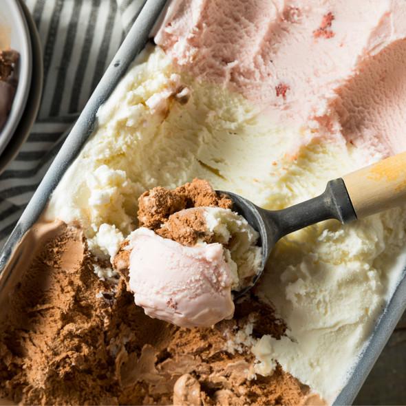 Neapolitan Ice Cream Flavor Concentrate