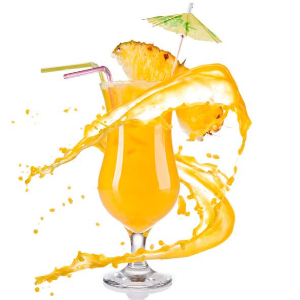 Orange Pineapple Flavor Concentrate