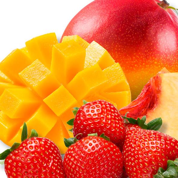 Peach Mango Strawberry Flavor Concentrate