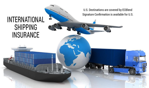 International Shipping Insurance ECBlend Wholesale
