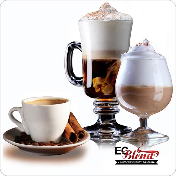 ECBlend E-Liquid Flavors - Coffee Your Way - E-Liquid Wizard