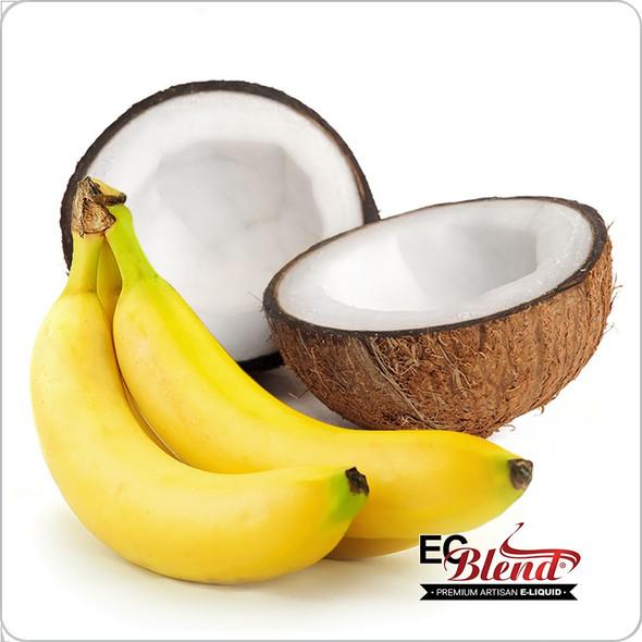 Coconut Banana - eLiquid Flavor