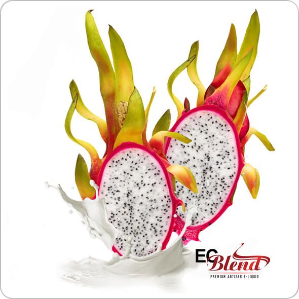 Dragon's Blood: Dragon's Fruit w/ Velvety Smooth Creams - Premium Artisan E-Liquid | ECBlend Flavors