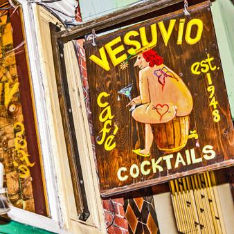 Vesuvio Cafe