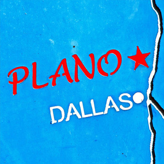 This zoomed in map illustrates the relatively close distance between Plano and its major city of a neighbor, Dallas.