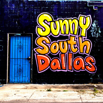Emphasizing Dallas pride, this mural was created to show off the city's treasurable community. Visitors can now associate this mural with the true qualities of Dallas – bright, bubbly, and sunny.