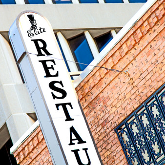 Elite Restaurant in Jackson, MS is an old-school Southern joint with turquoise booths fixing up veal cutlets, fried oysters & yeast rolls.