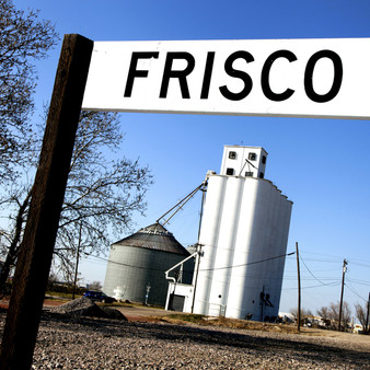 Frisco is a city in Texas and part of the Dallas-Fort Worth metro area. Downtown, the Frisco Heritage Museum displays antiques, vintage cars and railroad memorabilia.As featured in this photo, the silos at Frisco are now recognized as the focal point to the newfound food truck park created for live entertainment and a shared experience between locals and tourists.