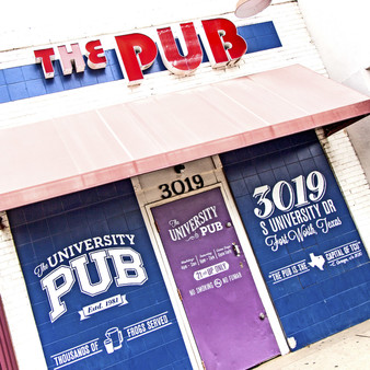 Open every day until 2 AM, this laidback pub is popular within the community and features daily specials.