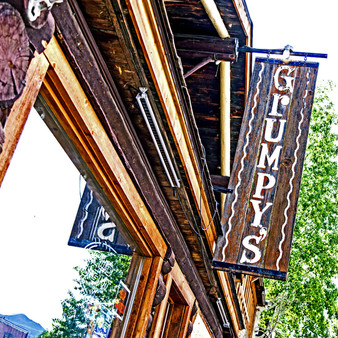 Grumpy's Saloon is a bar and eatery located in downtown Grand Lake, Colorado. In addition to delicious food and cold beer, Grumpy's offers live music, open mic nights, Texas Hold'em, and dance nights.