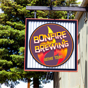 Bonfire Brewing is an upbeat microbrewery & taproom established in 2010 in Eagle, Colorado. The brewery offers craft beers, games, events, and a sizable patio.