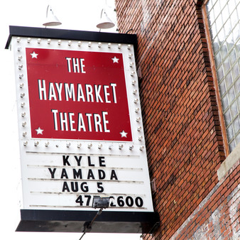 Haymarket Theatre is a neighborhood performing arts center highlighting local community theater in relaxed surroundings.
