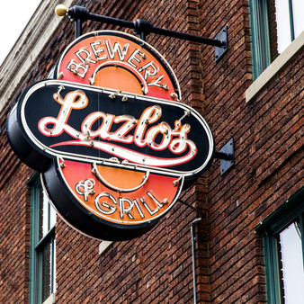 In 1991, Lazlo's Brewery & Grill opened in Lincoln's Historic Haymarket District, bringing the state of Nebraska its first brew-pub. A second Lazlo's Brewery & Grill location opened in 2000 in South Lincoln and our third in Omaha in 2006.