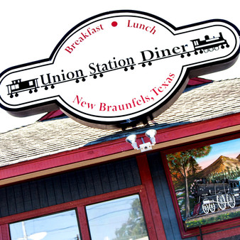 Serving American food in a cheery environment for over 15 years, this quaint, family-run spot is great for classic dining and features train memorabilia as decor.