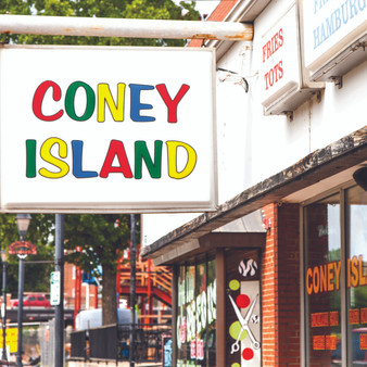 Widely known for its entertainment, Coney Island is one of the most popular summer destinations due to its playful nature. Following in its footsteps, Oklahoma began its own chain of Coney Islands in 1924, featuring everything you can find there - hot dogs and entertainment.