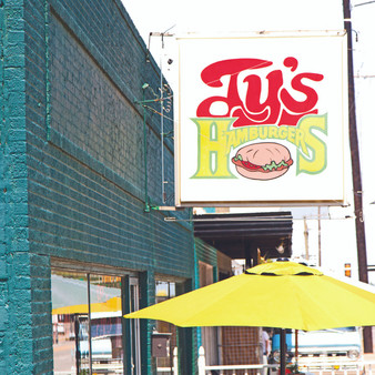 Ty's Hamburgers was built in 1983 and is one of the oldest restaruants in the Tulsa, OK area!