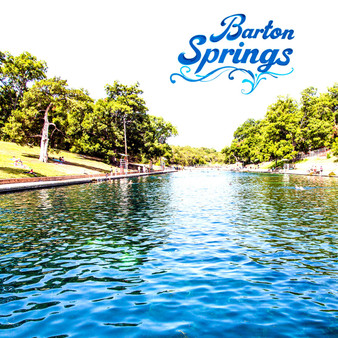 Barton Springs Pool is a recreational outdoor swimming pool that is filled entirely with water from nearby natural springs. It is located on the grounds of Zilker Park in Austin, Texas. The pool exists within the channel of Barton Creek and utilizes water from Main Barton Spring, the fourth largest spring in Texas.