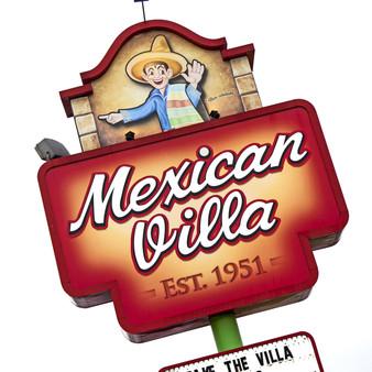 Mexican Villa