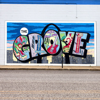 The Grove Mural